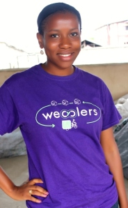 Co-Founder, WeCyclers