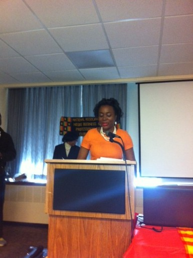 Mary Olushoga, Founder, AWP Network