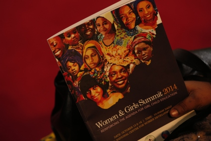 2014 Women & Girls Summi