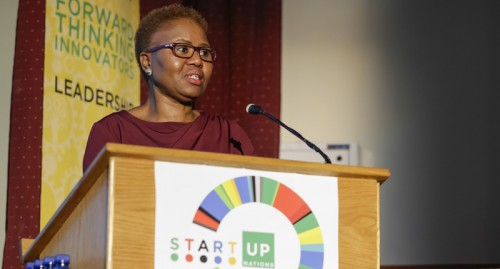 Minister-Lindiwe-Zulu-at-SUNSA-launch
