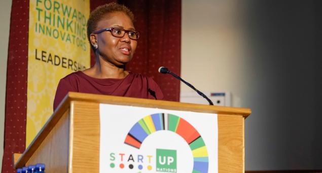 Minister-Lindiwe-Zulu-at-SUNSA-launch