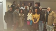 Participants at the Branding, Blogging, and Social Media Workshop in New York City
