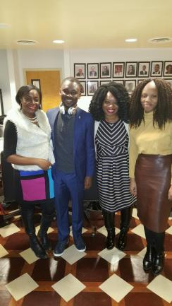 Mary Olushoga - AWP Network, J.J Omojuwa, Anie Akpe - Innov8tiv.com
