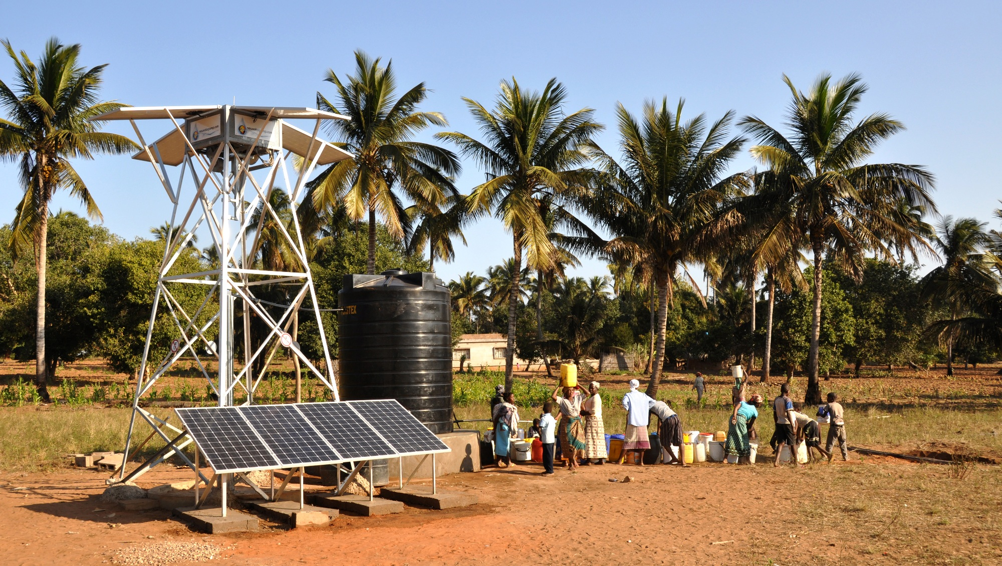 Diy Solar Pumps In Africa 171 Awp Network
