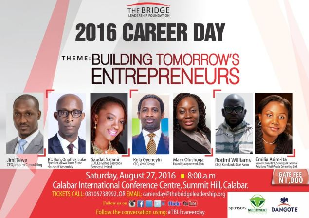 Career Day Calabar